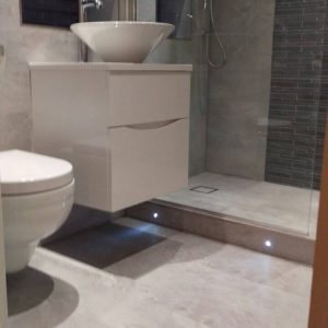 bathroom installation wimbledon